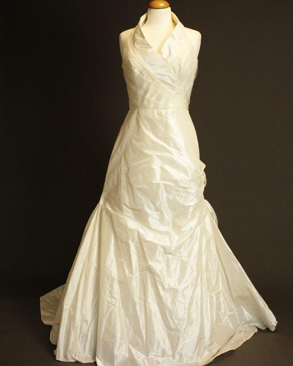 Lise-Marie La Mariée à Bicyclette robe de mariée occasion rembo Styling