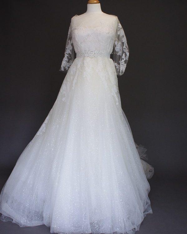 Sissy La Mariée à Bicyclette - robe de mariée d'occasion - Pronovias - Lavens