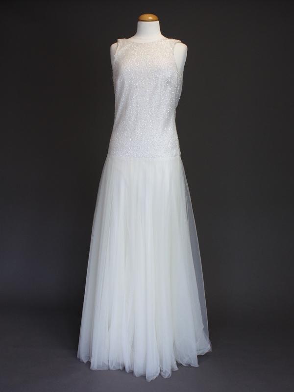 Eden La Mariée à Bicyclette - robe de mariée outlet - Charlie Brear - 1920