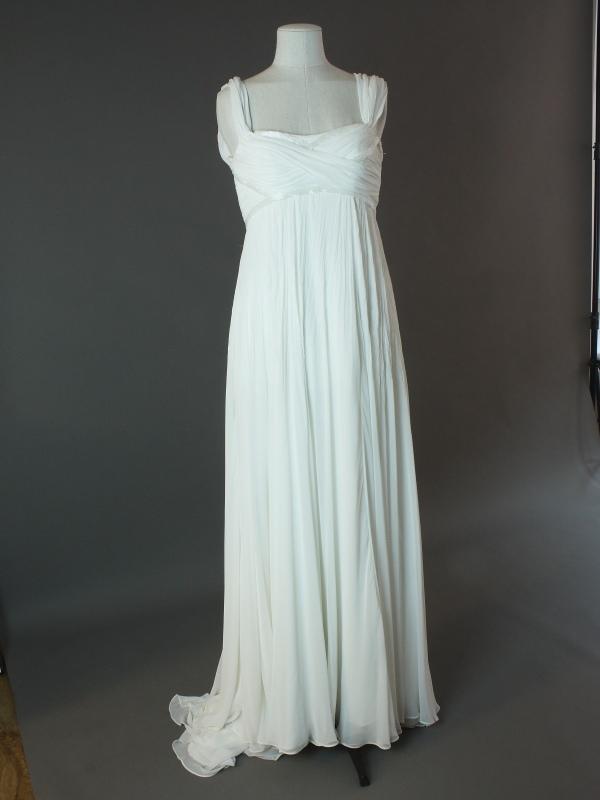 Eleonore - Cymbeline - devant - la mariée à Bicyclette - robe de mariée occasion