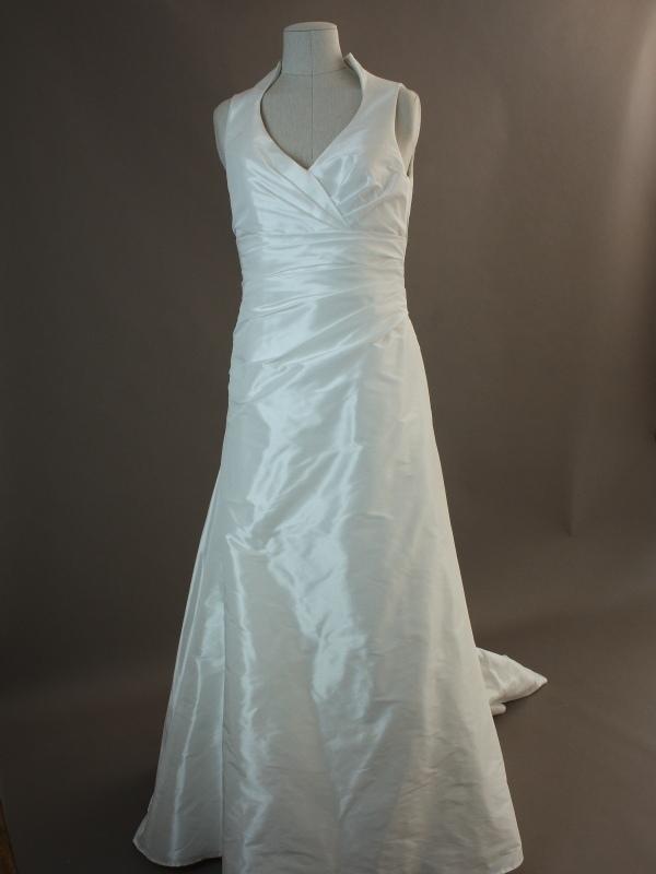 Louissianne - Marylise - devant - la mariée à Bicyclette - robe de mariée occasion