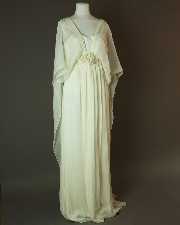 Pandora - Leila Hafzi- La mariee à bicyclette - robe de mariée outlet - devant