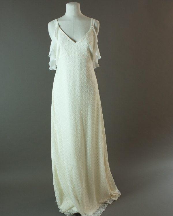 Atlas - Otaduy - La mariée à bicyclette - robe de mariée outlet - devant