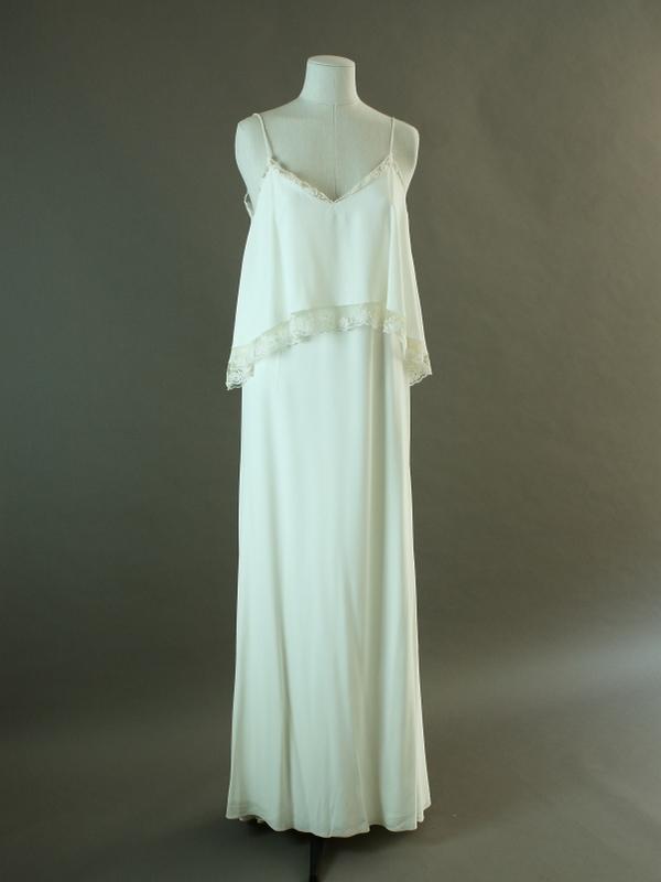 Lavender - Rime Arodaky - La mariée à bicyclette - robe de mariée d'occasion - devant